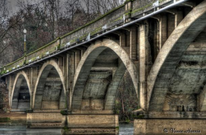 Diesel Horse Bridge