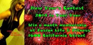 2014 Contest- Fusion Life & Fitness